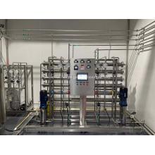200 л / ч Оборудование для многократной дистилляции для инъекционной воды