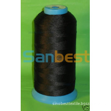 Black Bonded Nylon Sewing Thread #69 T70 Upholstery Canvas Leather Shoe 1500yds