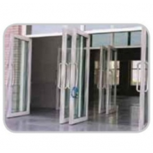 YX64002 High Quality Folding Door Made Of Aluminum Alloy