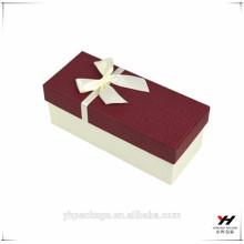 Luxushochzeitssüßigkeit 2018, die kleine Geschenkkästen nach Maß verpacken
