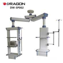 Hospital Equipment ICU Medical Pendant Double Arm Surgical Tower