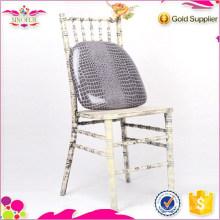 Chiavari silla tiffany assento de madeira chiavari