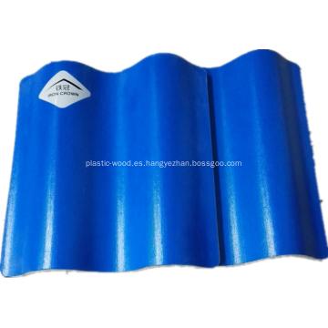 Hoja de cubierta de MgO anticorrosión 100% sin asbesto