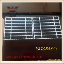 Precio de fábrica Swage Locked Steel Grating en venta