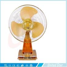 """Estrela unida 12 """"ventilador elétrico da tabela (USDF-656) com CE, RoHS"""