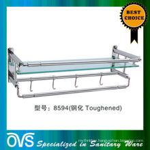 Foshan Bathroom Clamp For Glass Shelf