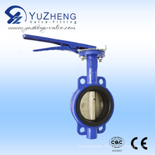 Ss Butterfly Valve with Handle