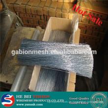Alambre de lazo galvanizado proveedor Hebei profesional