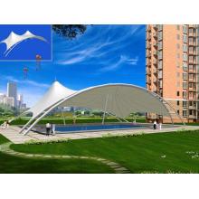 Membrane-Struktur-Roofing des schönen inländischen Swimmingpools