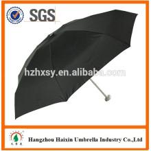 5 Falten 190T Pongee Regenschirm Stoff 100% Polyester
