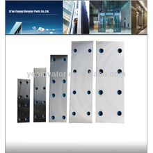 elevator guide shoe, elevator spare parts for guide shoes