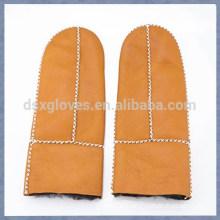 Fur Mittens Fingerless Fur Gloves Kid Fur Gloves