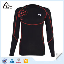 Compression Women Tops Wholesale Supplex Fitness Wear