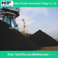 Le coke de pétrole vert de qualité de carburant de la Chine