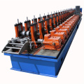 Stål Solar Panel PV Bracket Roll Forming Machine