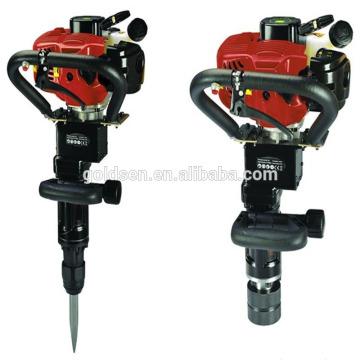 50mm 55mm 70mm Mini Petrol Post Driver Handheld Pile Hammer