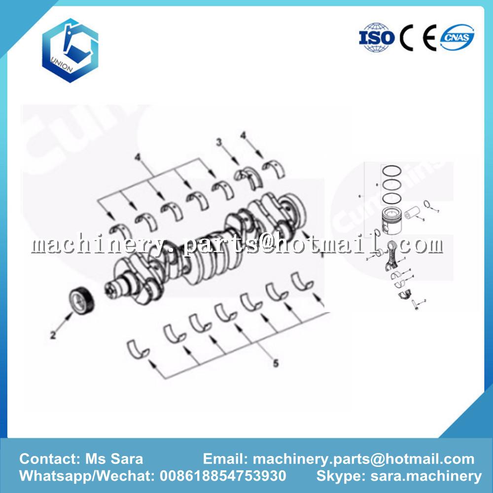 Engine Parts Nt855 5