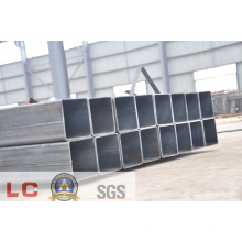 200mmx200mm Black Square Steel Pipe