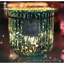 Crystal Scented Candle with Decoration Swing Tag