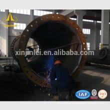 Poteaux en acier de 10 m et 12 m