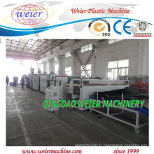 Haute qualité des machines de production de feuilles de PP