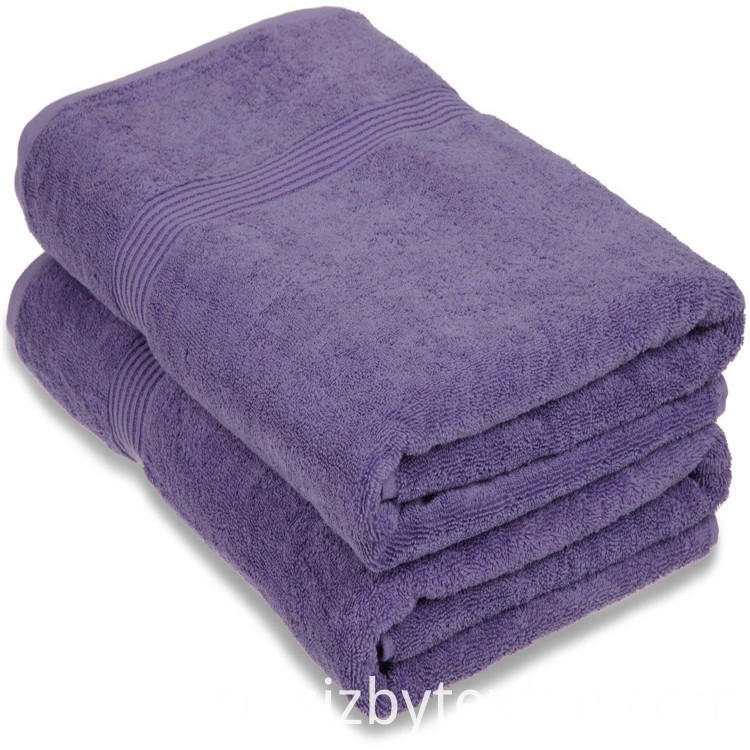 100 Cotton Towel For Hotel Home