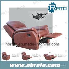 Mecanismo de elevación de reclinación de cama individual manual