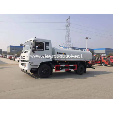 Dongfeng petroleum tankers drink water transport truck
