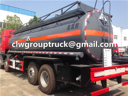Chemical Liquid Transport Tanker 4
