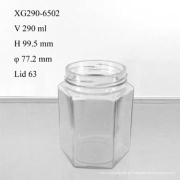 Frasco de vidro alimentar 290ml (XG290-6502)