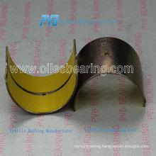 Textile Lubricant Bearing, POM Plain Steel Based bushings, Steel Plate