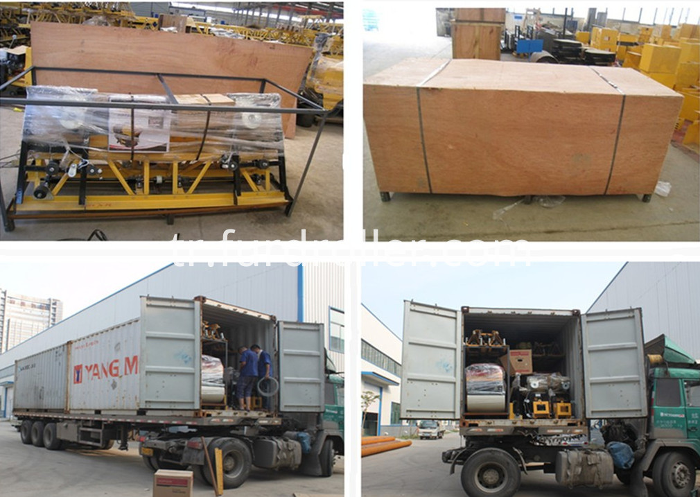 Concrete Truss Screed Package