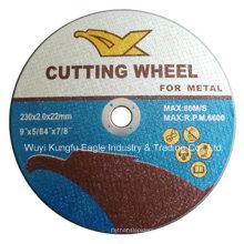 "China Großhandel hohe Qualität 9 ""Abrasive Cut Off Wheel"