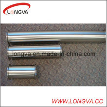 Stainless Steel 304 Sanitary Pipe Fitting Clamped Spool