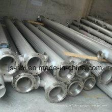 Трубы из нержавеющей стали и сварные фланцы
