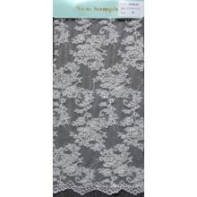 Nylon Elegant Appearance Wholesale bridal dress Lace Fabric /3d lace fabric beaded bridal wedding lace