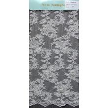 Нейлон элегантный внешний вид оптом платье кружевной ткани для новобрачных /3D кружева ткани свадебные кружева свадебные