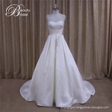 Delicate Informal Sexy Short Mikado Wedding Dress