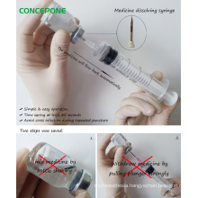 20ml Disposable Sterile Medicine Dissolving Syringe