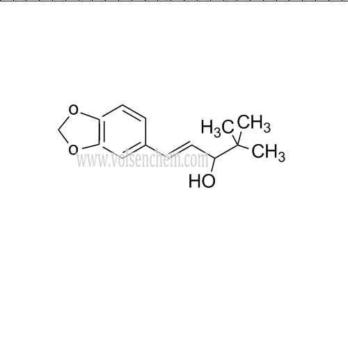 CAS 49763-96-4, Stiripentol Purity 99.8%