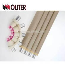 rápida resposta pt HR imersão dispensável hotsale tipo s termopar descartável com 604 fabricante de conector de triângulo