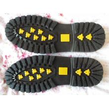 Homens lazer Sole driver solas sapatos de couro Sole Hiking Sole (yxx05)