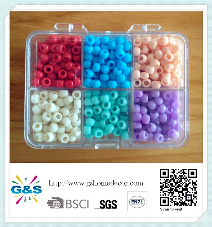 Acrylic Beads for DIY Jewelry