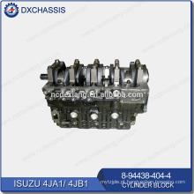 Bloco de cilindros genuíno 4JA1 4JB1 8-94438-404-4