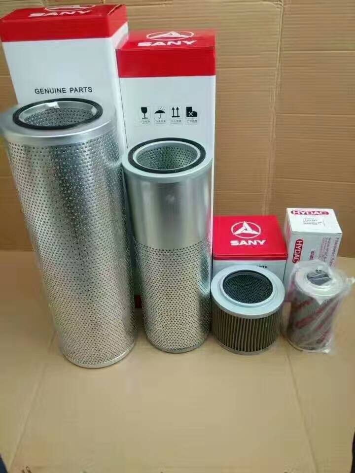 Sany Concrete Pump Filters