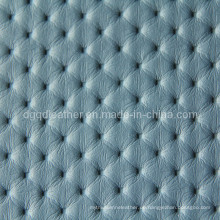 Heißverkaufte Möbel PVC-Leder (QDL-FV026)