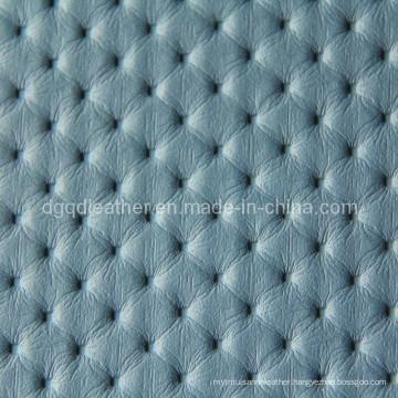 Hot-Selling Furniture PVC Leather (QDL-FV026)