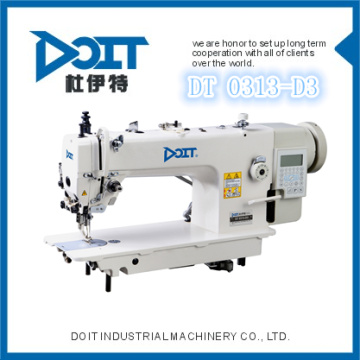 MECHATRONICS COMPUTERIZED HIGH SPEED DOUBLE SYNCHRONOUS HEAVY DUTY LOCKSTITCH INDUSTRIAL SEWING MACHINE DT 0313-D3  MECHATRONICS COMPUTERIZED HIGH SPEED DOUBLE SYNCHRONOUS HEAVY DUTY LOCKSTITCH INDUSTRIAL SEWING MACHINE DT 0313-D3