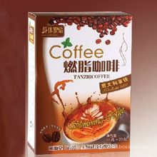 Fat Burn Slimming Coffee with L-Carnitine Weight Loss (MJ-N7)