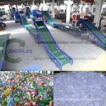 Haustier-Recycling-Maschine